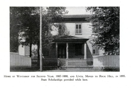 Marion Street House- 1912