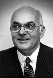 Dr. Glenn G. Thomas- Interim President (1982-1983)