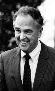 Dr. W. Marcus Newberry- Interim President (1985-1986)