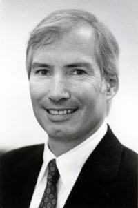 Dr. Michael Smith- Interim President (1988-1989)