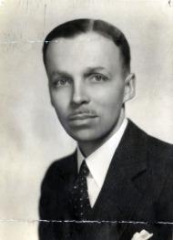 Dr. Mowat Fraser- Interim President (1943-1944)