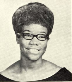 Delores Johnson '68- Along with Arnetta Gladdon Was One of the First Undergraduate Students Admitted to Winthrop in 1964