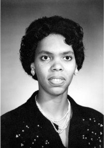 Cynthia Plair Roddey- First African American Student Admitted to Winthrop in 1964