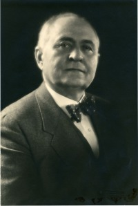 David Bancroft Johnson- 1920s