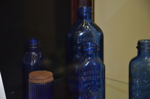 Bottles from Aragon Mill Dig