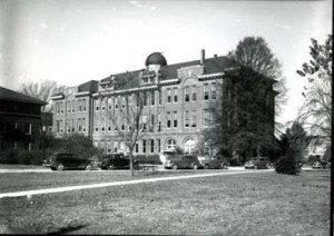 Tillman Science Building ca. 1940s