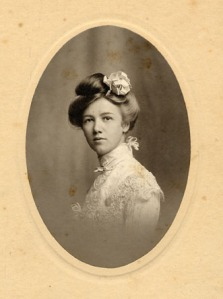 Mrs. David Bancroft Johnson - 1902