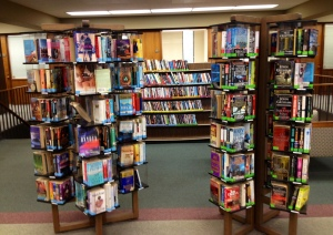 Popular fiction & dvds
