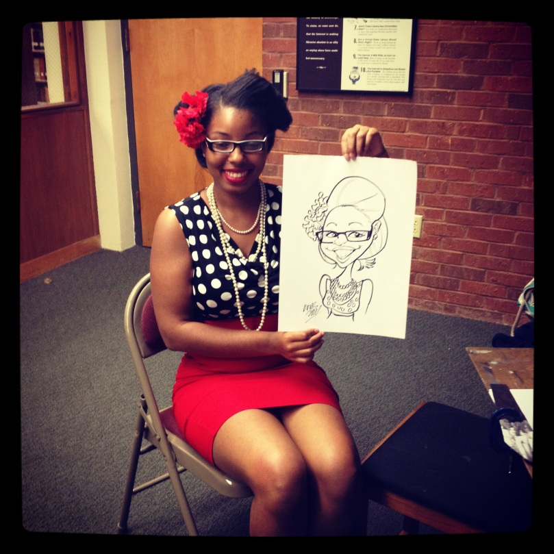 FinishedDeAnnCaricature