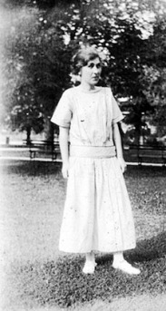 Elizabeth Friench Johnson, Professor of Modern languages from 1922-1955