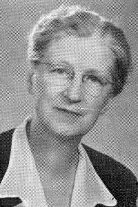 Janie Carroll Rice - 1948