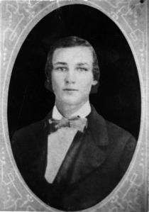 William Joseph Miller at 15 Years Old